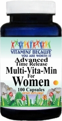 3683 Advanced Multi-Vit-Min Women 100caps Buy 1 Get 2 Free