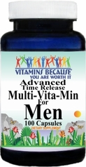 3720 Advanced Multi-Vit-Min Men 100caps Buy 1 Get 2 Free