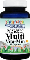3782 Advanced Multi-Vit-Min TR 100caps Buy 1 Get 2 Free