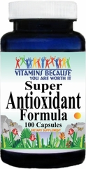 4642 Super Antioxidant Formula 100caps Buy 1 Get 2 Free
