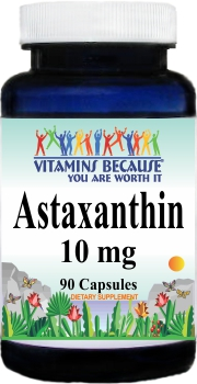 4666 Astaxanthin 10mg 90caps Buy 1 Get 2 Free
