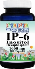 4949 IP-6 Inositol Hexaphosphate 1000mg 100caps Buy 1 Get 2 Free