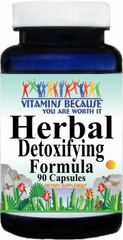 5717 Herbal Detoxifying Formula 90caps Buy 1 Get 2 Free