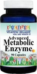 7315 Advanced Metabolic Enzyme 90caps Buy 1 Get 2 Free