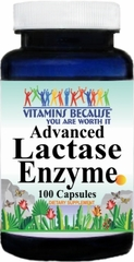 7353 Advanced Lactase Enzyme 100caps Buy 1 Get 2 Free