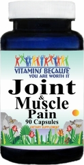7483 Joint and Muscle Pain 90caps Buy 1 Get 2 Free