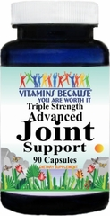 7537 Triple Strength Advanced Joint Support 90caps Buy 1 Get 2 Free