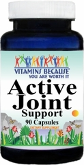 7568 Active Joint Support 90caps Buy 1 Get 2 Free