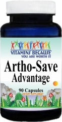 7803 Artho-Save Advantage 90caps Buy 1 Get 2 Free