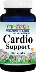 7858 Cardio Support 90caps Buy 1 Get 2 Free