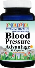 7872 Blood Pressure Advantage 90caps Buy 1 Get 2 Free