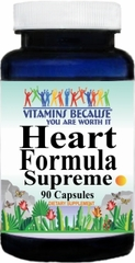 7902 Heart Formula Supreme 90caps Buy 1 Get 2 Free