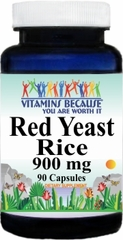 7971 Red Yeast Rice 900mg 90caps Buy 1 Get 2 Free