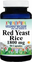7995 Super Red Yeast Rice1800mg 90caps Buy 1 Get 2 Free