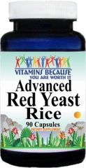 8039 Advanced Red Yeast Rice 90caps Buy 1 Get 2 Free