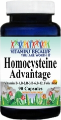 8046 Homocysteine Advantage 90caps Buy 1 Get 2 Free