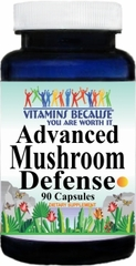 8084 Advanced Mushroom Defense 90caps Buy 1 Get 2 Free