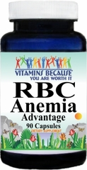 8152 RBC Anemia Advantage 90caps Buy 1 Get 2 Free