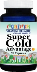 8176 Super Cold Advantage 90caps Buy 1 Get 2 Free