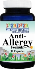 8565 Anti-Allergy Formula 90caps Buy 1 Get 2 Free