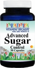 8626 Advanced Sugar Control 90caps Buy 1 Get 2 Free