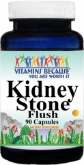 8701 Kidney Stone Flush 90caps Buy 1 Get 2 Free