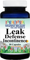 8732 Leak Defense Incontinence 90caps Buy 1 Get 2 Free