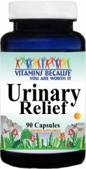 8756 Urinary Relief 90caps Buy 1 Get 2 Free