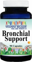 8817 Bronchial Support 90caps Buy 1 Get 2 Free