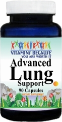 8824 Advanced Lung Support 90caps Buy 1 Get 2 Free