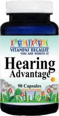 8855 Hearing Advantage 90caps Buy 1 Get 2 Free
