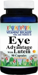 9005 Eye Advantage with Lutein 90caps Buy 1 Get 2 Free
