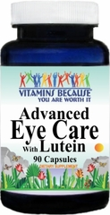 9012 Advanced Eye Care with Lutein 90caps Buy 1 Get 2 Free