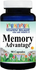 9074 Memory Advantage 90caps Buy 1 Get 2 Free