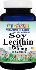 9227 Soy Lecithin1350mg 100caps Buy 1 Get 2 Free