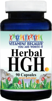 9685 Herbal HGH 90caps Buy 1 Get 2 Free