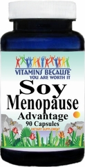 9722 Soy Menopause Advantage 90caps Buy 1 Get 2 Free