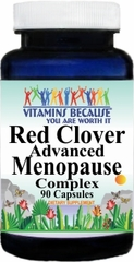 9791 Red Clover Advanced Menopause Complex 90caps Buy 1 Get 2 Free