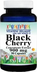 9913 Black Cherry Concentrate Extract 900mg 90caps Buy 1 Get 2 Free