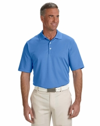 Adidas Golf Men's climalite Texture Solid Polo