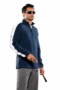 Adidas Golf Men's Colorblock Pullover (Item A45)