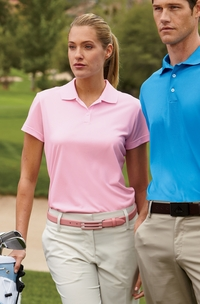 Adidas Golf Women's ClimaLite Pique Polo