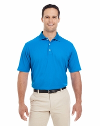 Adidas Golf Men's Climalite� Basic Short-Sleeve Polo
