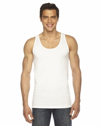 American Apparel Men's 50/50 Poly-Cotton Tank Top