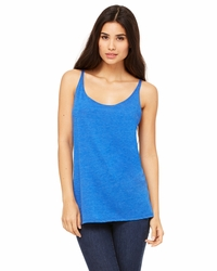 Ladies Triblend Slouchy Tank
