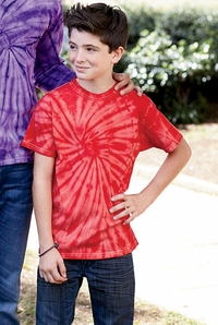 Boys- Girls Tie-Dyed T-Shirt