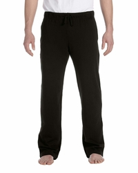 Canvas Men's Fleece Pants with Pockets