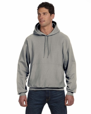 Champion Men's Extra Heavy Hooded Pullover