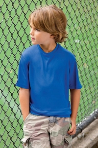 Girls - Boys 100% Polyester Sport T-Shirt