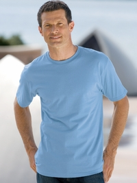 Hanes Men's 100% Preshrunk Cotton T-Shirt